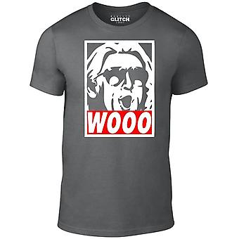 T-shirt wooo men-apos;s wooo - nature boy ric flair
