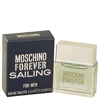 Moschino Forever Sailing by Moschino Mini EDT .17 oz / 5 ml (Men)