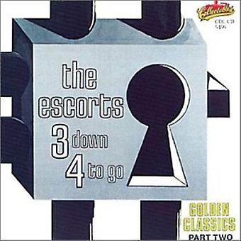 Escortes - escortes: Partie 11-Golden Classics [CD] USA import