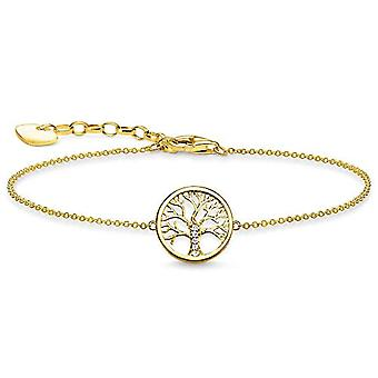 Thomas Sabo Silver Women's Bracelet 925 A1828-414-14-L19v