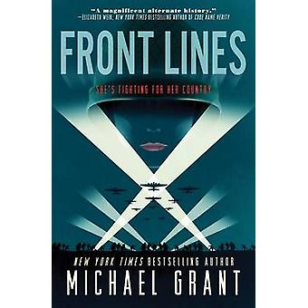 Front Lines by Michael Grant - 9780062342164 Book