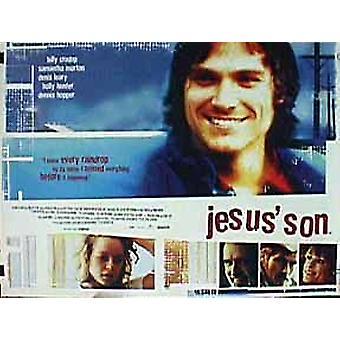 Jesus's Son Original Cinema Poster