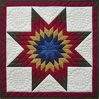 Lone Star Wall Quilt Kit 22