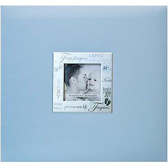 Les expressions Postbound Album 8 « X 8 » Baby Blue 10 8038