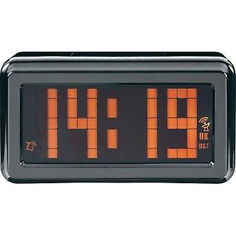 Radio Alarm clock Renkforce 39AE Black, Anthracite