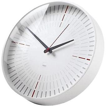 Radio Wall clock Sigel Style WU110 36 cm x 6 cm White