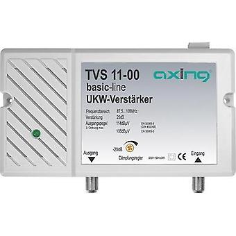 Multiband amplifier FM, FM Axing TVS 11 30 dB