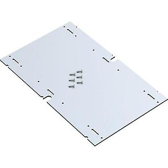 Spelsberg 79501301 AK MPS 3 AK Mounting Plate For Plastic Casing (L x W) 240 mm x 390 mm Steel plate Compatible with AK