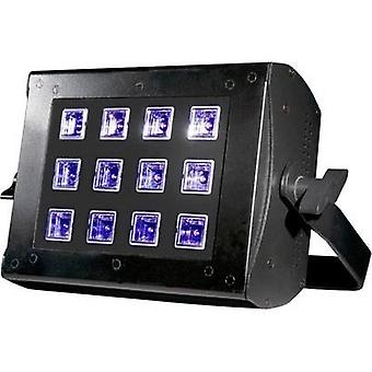 Reflector LED ultravioleta ADJ UV inundación 36 36 W