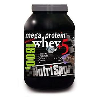 Nutrisport 1.8 Mega Protein Grs Choco (Sport , Proteins and carbohydrates)