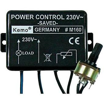 Power controller Component Kemo Kemo Electronic GmbH 110 Vac, 230 Vac