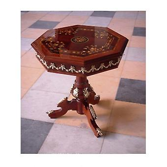 baroque table antique style  side table MoTa1200