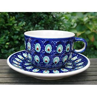 Cup with saucer - ceramic tableware - tradition 59 - tea & coffee - BSN 21959