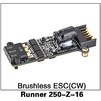 Brushless ESC (CW), runner 250