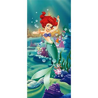 Disney Princess Ariel wanddecoratie