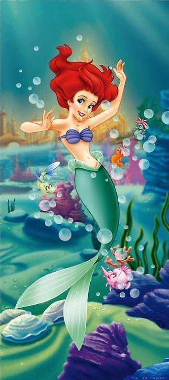 Decorazione Murale Ariel , Principesse Disney