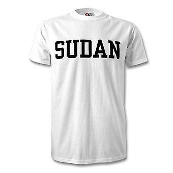 Sudan Country Kids T-Shirt