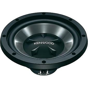 Car subwoofer enclosure 300 mm 400 W Kenwood KFCW112S 4 Ω