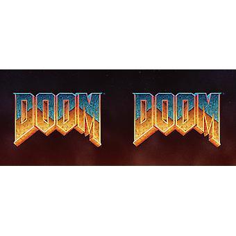 Doom Classic Logo Mug