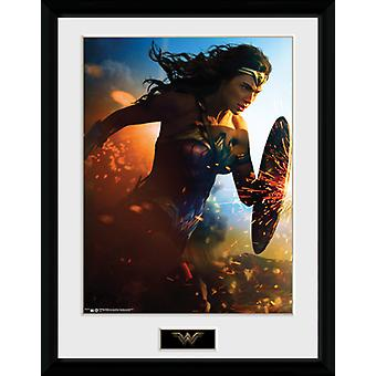 Wonder Woman køre Collector Print