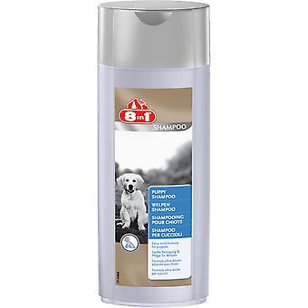 8in1 Puppy Shampoo 250ml (Pack of 6)