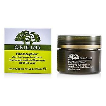 Origins Plantscription Anti-Aging Eye behandling - 15 ml / 0,5 oz