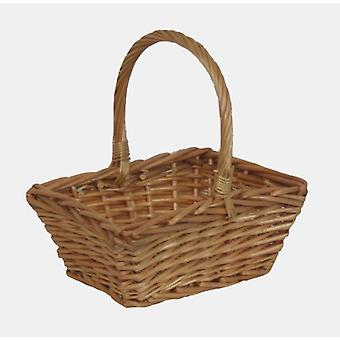 Shopping Basket Mini Rectangular Shopper