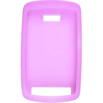 Pink OEM Blackberry Storm Thunder Rubber Skin Case