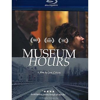 Museum timer [BLU-RAY] USA importerer