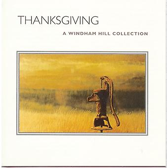 Thanksgiving-en Windham Hill - Thanksgiving-en Windham Hill Co [CD] USA importerer