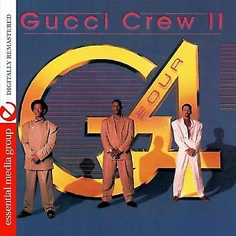 Gucci Crew II - G4 [CD] USA import