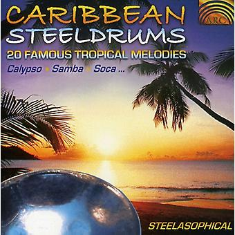 Steelasophical - Steelasophical: Vol. 2-Caribe Steeldrums-20 [CD] USA importar
