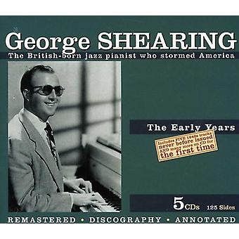 George Shearing - Early Years [CD] USA import