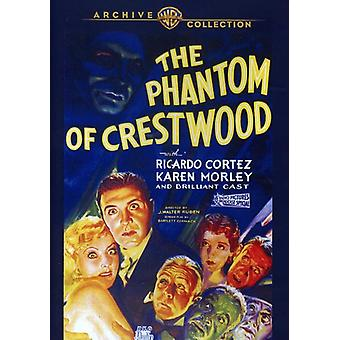 Phantom of Crestwood (1932) [DVD] USA import