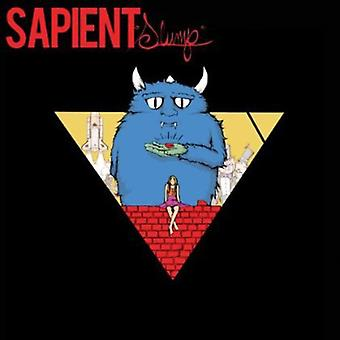 Sapient - nedturen [CD] USA import