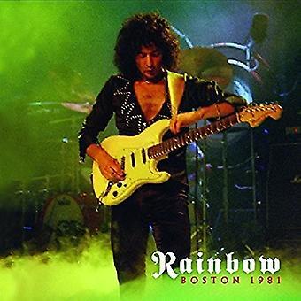 Regenbogen - Boston 1981 [Vinyl] USA import