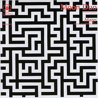 Moon Duo - Mazes [CD] USA import
