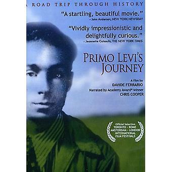 Primo Levis rejse [DVD] USA importerer