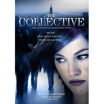 Kollektive [DVD] USA importerer