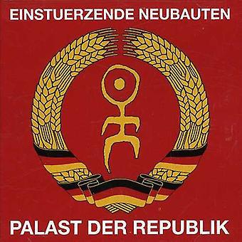 Einsturzende Neubauten - Palast Der Republik [CD] USA import