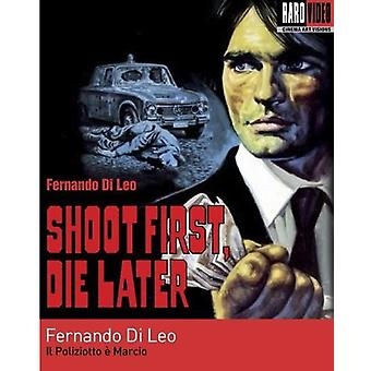Shoot First Die Later [DVD] USA import