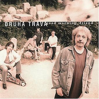 Druha Trava - Good Morning vän [CD] USA import