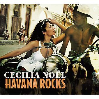 Cecilia Noel - importación de Estados Unidos la Habana Rocks [CD]