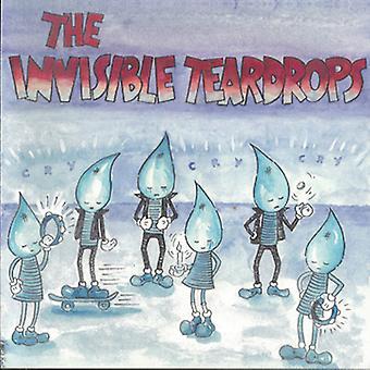 Usynlig Teardrops - usynlige Teardrops [Vinyl] USA importerer