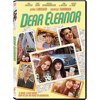 Dear Eleanor [DVD] USA import
