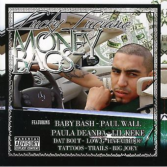 Lucky Luciano - Money Bags [CD] USA import