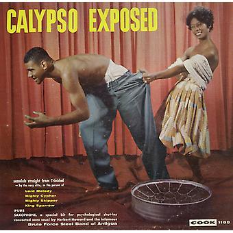 Calypso Exposed - Calypso udsat [CD] USA import