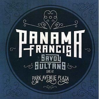 Panama Francis - Panama Francis & til Savoy sultanernes-Live på Park [CD] USA import