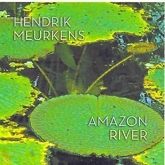 Hendrik Meurkens - Amazon River [CD] USA import