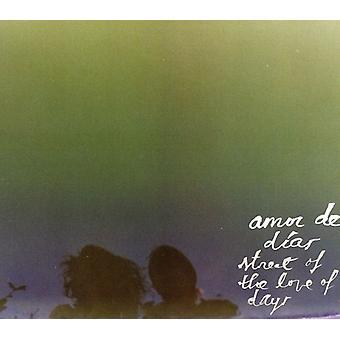 Amor De Dias - calle de la importación de los E.e.u.u. de amor de los días [CD]
